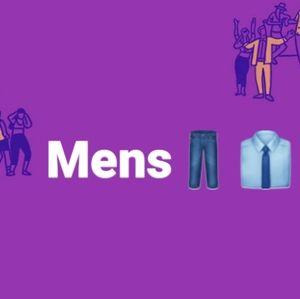 Mens Department
